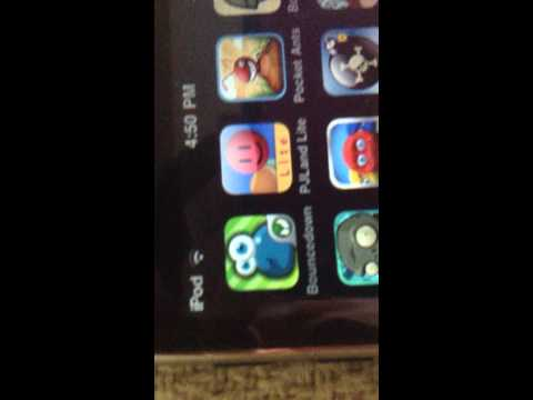 Games That Work on iPod Touch 2nd Gen! (iOS 4.2.1!)