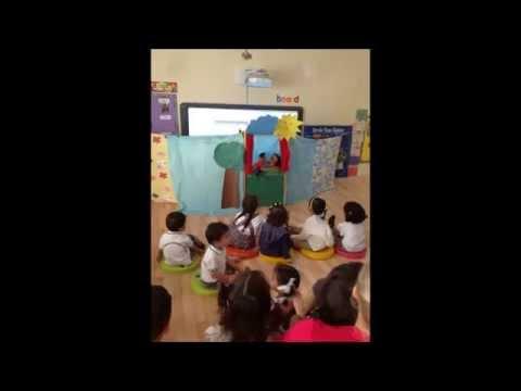 puppet show caterpillar