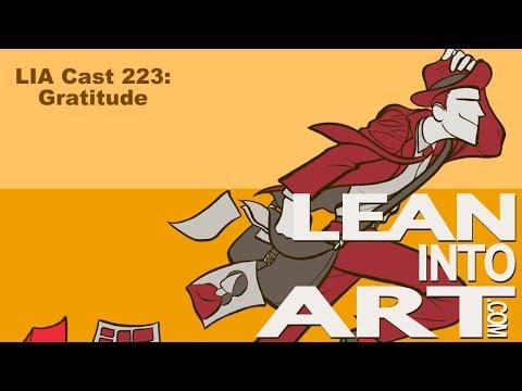 LIA Cast 223 - Gratitude