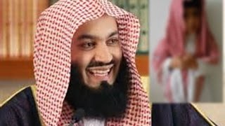 3+ Years old Child Imitating Mufti Ismail Menk - MUST WATCH TILL END