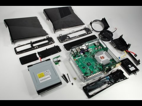 How to open and repair Xbox 360 Elite