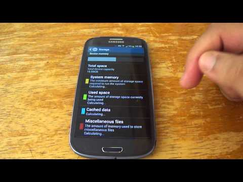 How to Delete Cache on Samsung Galaxy S3