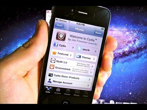 NEW 5.0.1 Untethered Jailbreak iPhone 4S/4/3Gs iPod 4G/3G & iPad 1/2 - Redsn0w 0.9.10b5
