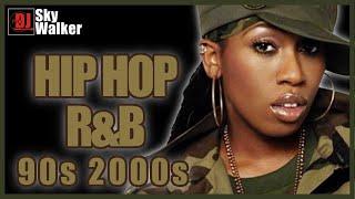 90s 2000s Hip Hop R&B Old School Music Mix | DJ SkyWalker