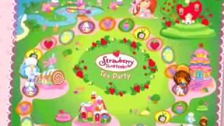 Strawberry Shortcake - Tea Party Game