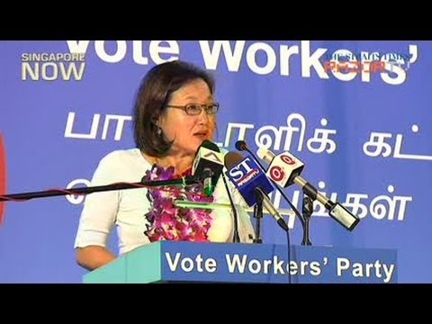 Sylvia Lim: We will hold the Government accountable