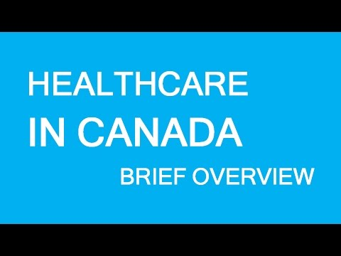 Healthcare in Canada. LP Group