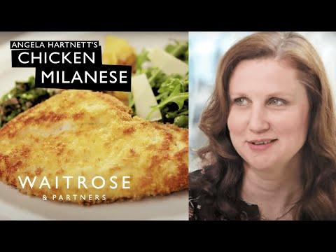 Parky's Top Table | Angela Hartnett's Chicken Milanese | Waitrose