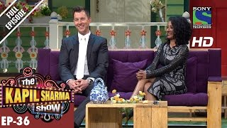 The Kapil Sharma Show–Episode 36–दी कपिल शर्मा शो–Brett Lee in Kapil's Mohalla - 21st August 2016
