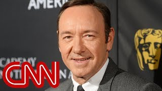 Police have video of Kevin Spacey groping busboy, complaint says