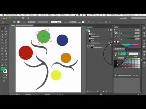 How To Convert Adobe Illustrator Colors to Pantone Swatches