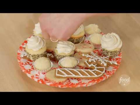Make an Edible Peppermint Candy Platter