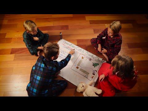 Slade Family Christmas Card 2014 #CatchSanta