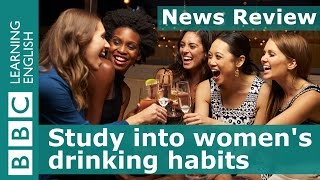 BBC News Review: Study into women