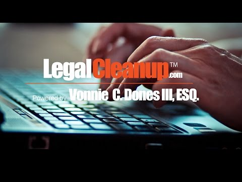 Legal Cleanup: New Jersey Expungement