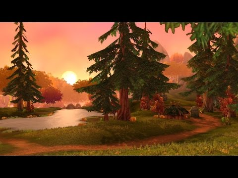 World of Warcraft Explorer Timelapse