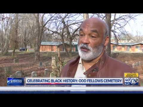 Black History Month: Knoxville man strives to remember Civil War soldiers
