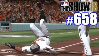 2030 ALDS VS. YANKEES! | MLB The Show 18 | Road to the Show #658