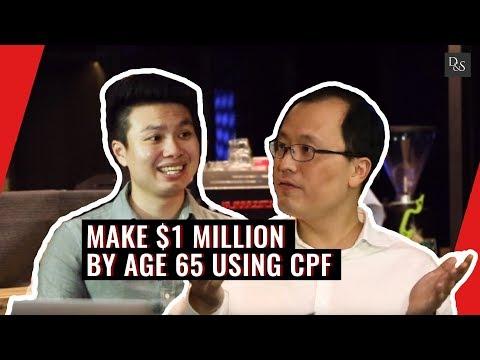 DollarsAndSense Tonight | Ep2: How An Average Singaporean Can Make $1 Million By Age 65 Using CPF
