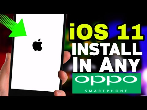 Install iOS On Any Oppo Phones || Unbelievable Features Update