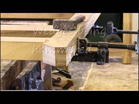 Manufacture of Wooden Iroko hardwood Timber gates