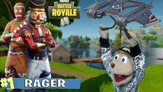 Taking On Gingy The Nutcracker Fortnite Gameplay Funny M