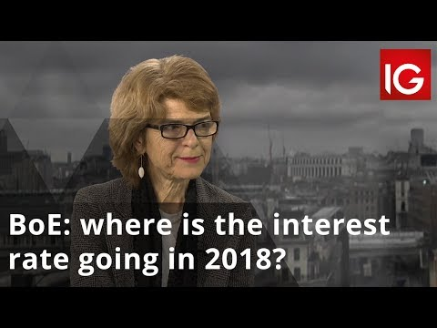 Bank of England: where is the interest rate going in 2018?