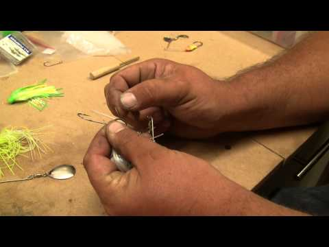 Tips for Fishing: Spinner baits and Trailer Hooks made Easy