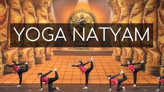 Yoga Natyam | Kruti Dance Academy