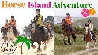 (Vacation Giveaway) Horse Island Adventure Holiday | This Esme