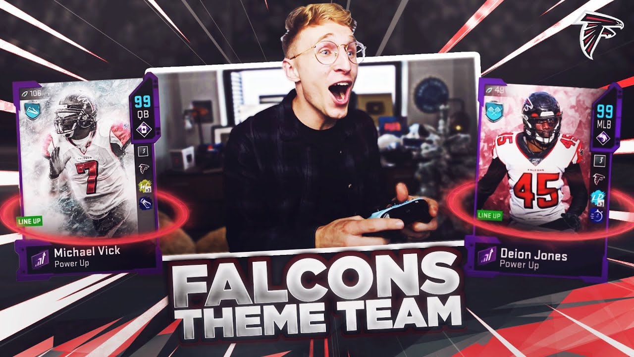 The All-Time Falcons Team!