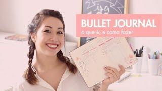 Bullet Journal: O Que É E Como Fazer | Marina Agostini
