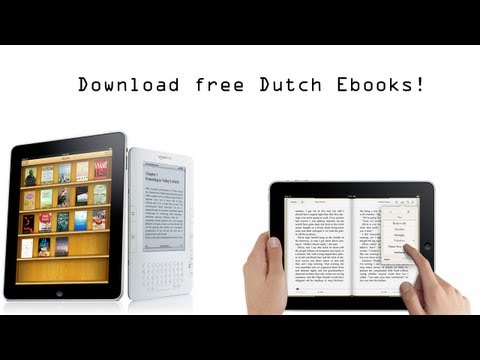 Nederlandse ebooks downloaden voor iPad of e-reader epub -- Tutorial -- 1080p