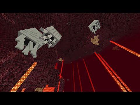 Minecraft Pocket Edition - 0.12.1 Update! - Nether + New Mobs - Gameplay Tutorial
