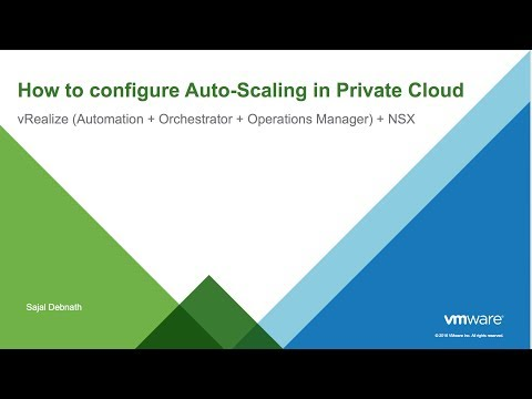 How to configure Auto-Scaling in Private Cloud