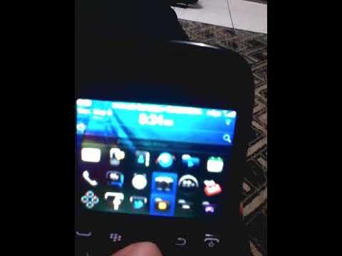 Tutorial pasang whatsapp di blackberry davis ( os 6 dan 7 )