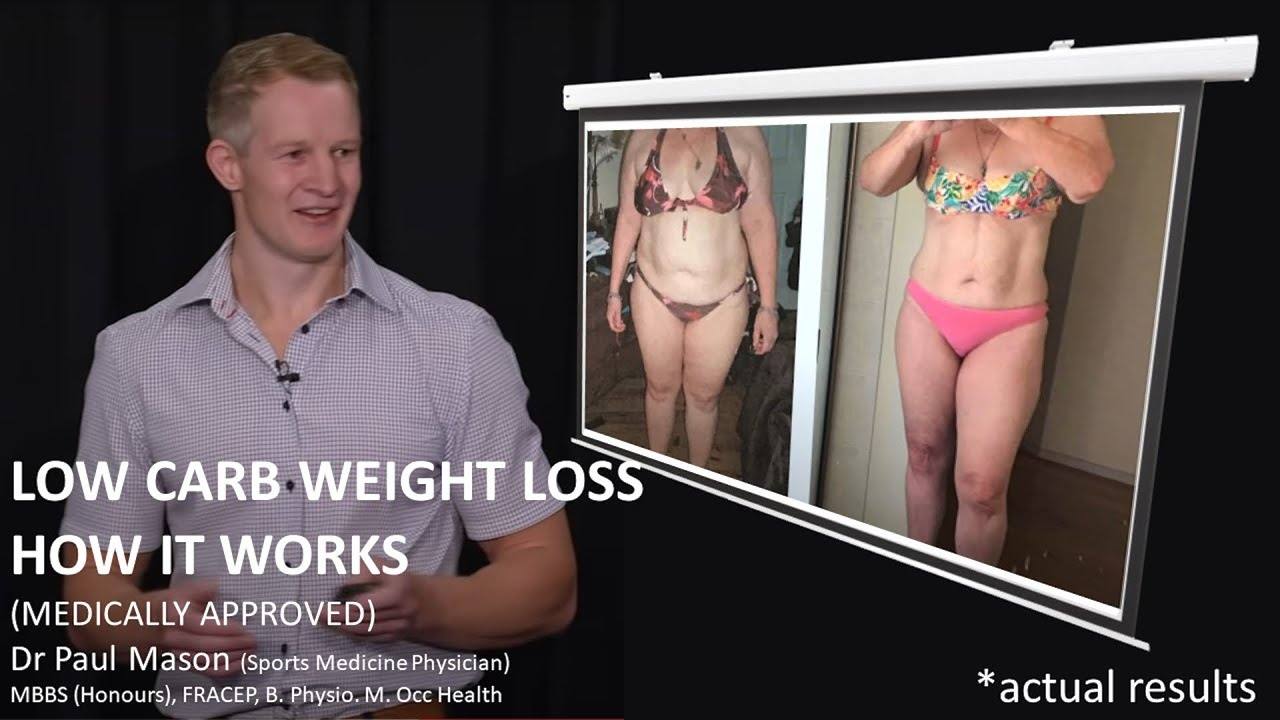 Dr. Paul Mason - 'Low Carb from a Doctor's perspective'