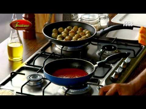 Fried Chicken Balls - Tea Time
