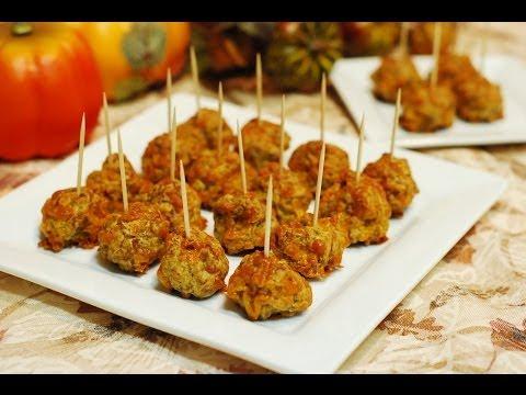 How To Make Sausage Balls Recipe ~ by foodjazz