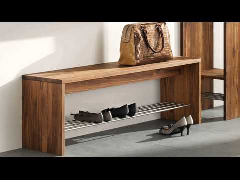 10 Shoe Storage Benches Perfect for an Entryway