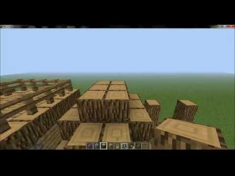 Building an NPC Village (Part 1)-Huts/Houses, Roads, and Streetlights