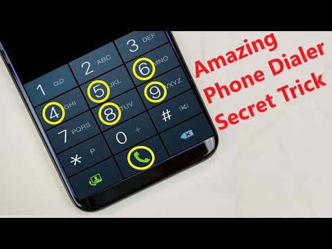 Amazing Phone Dialer Secret Tricks