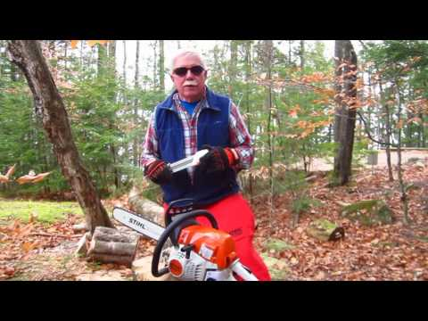 STIHL 2 and 1 Filing Guide How To