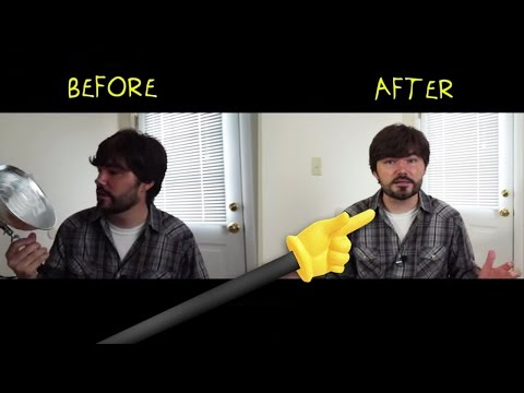 HOW TO Light Your Videos CHEAP | QUICK FX