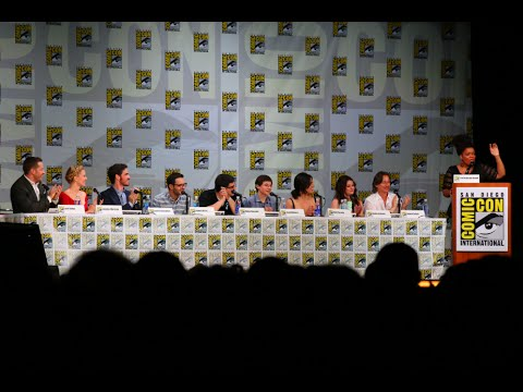 Once Upon a Time, full panel - #SDCC 2014