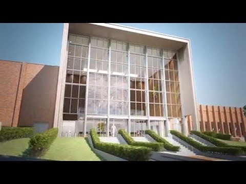 New state-of-the-art sports centre for the University of Birmingham