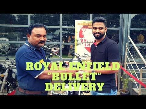 Royal Enfield Delivered in 15 Days | BS4 |Taking Delivery of ROYAL ENFIELD ELECTRA 350 in Tamil Nadu