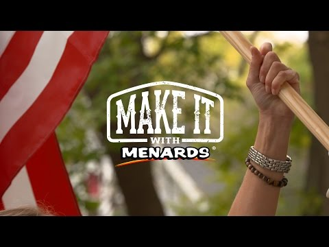 Make It With Menards – Nicole Curtis