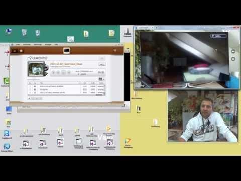 Windows 7 PC an Samsung TV mit AllShare