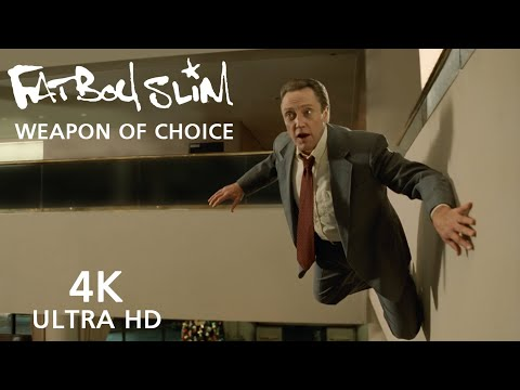 Fatboy Slim - Weapon Of Choice [Official Video]